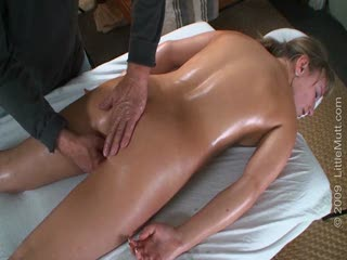 Jessie Coxxx young adult video from Little Mutt